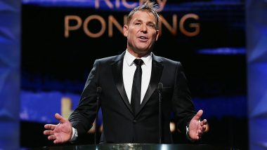 Shane Warne to Auction Baggy Green Cap to Raise Funds for Australia Bushfire Victims