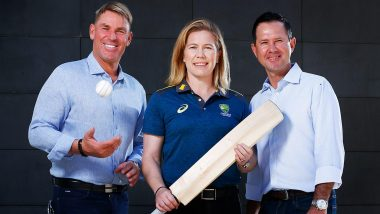 Ricky Ponting, Shane Warne to Lead Retired Australian Legends in Charity Cricket Match to Raise Funds for Bushfire Victims