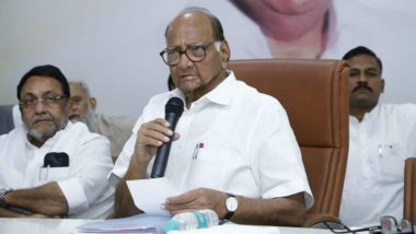 Sharad Pawar Says No Rift in Maha Vikas Aghadi, Terms Maharashtra CM Uddhav Thackeray's Performance as 'Satisfactory'