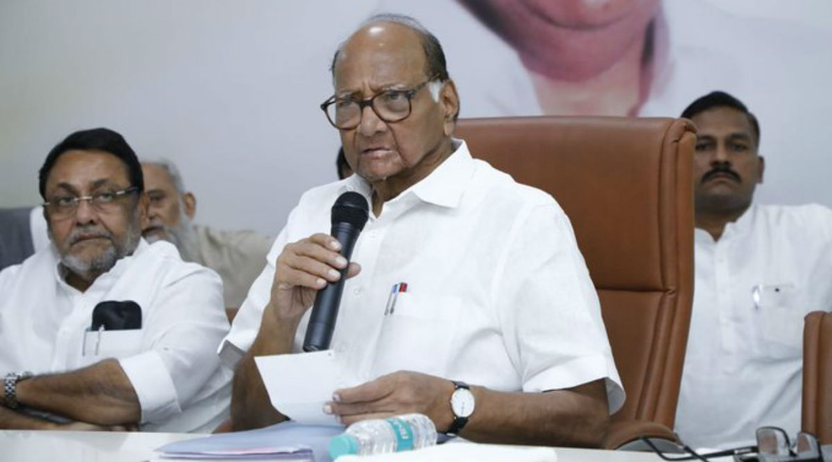 Sharad Pawar's Security Cover Withdrawn in Delhi, Say NCP Leaders