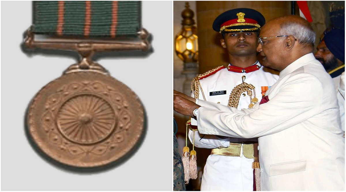 Republic Day 2020: Shaurya Chakra Awarded to Lt Col Jyoti Lama, Major KB Singh, Naib Subedar N Singh, Naik S Kumar and Sepoy K Oraon
