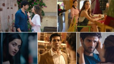 Love Aaj Kal Song Shayad: Sara Ali Khan-Kartik Aaryan's Mushy Track by Arijit Singh Will Give You 'Hawayein' Feels (Watch Video)