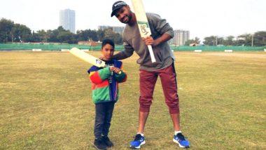 Shikhar Dhawan Misses Birthday Boy Zoravar, Shares Heartwarming Video for Son on Instagram
