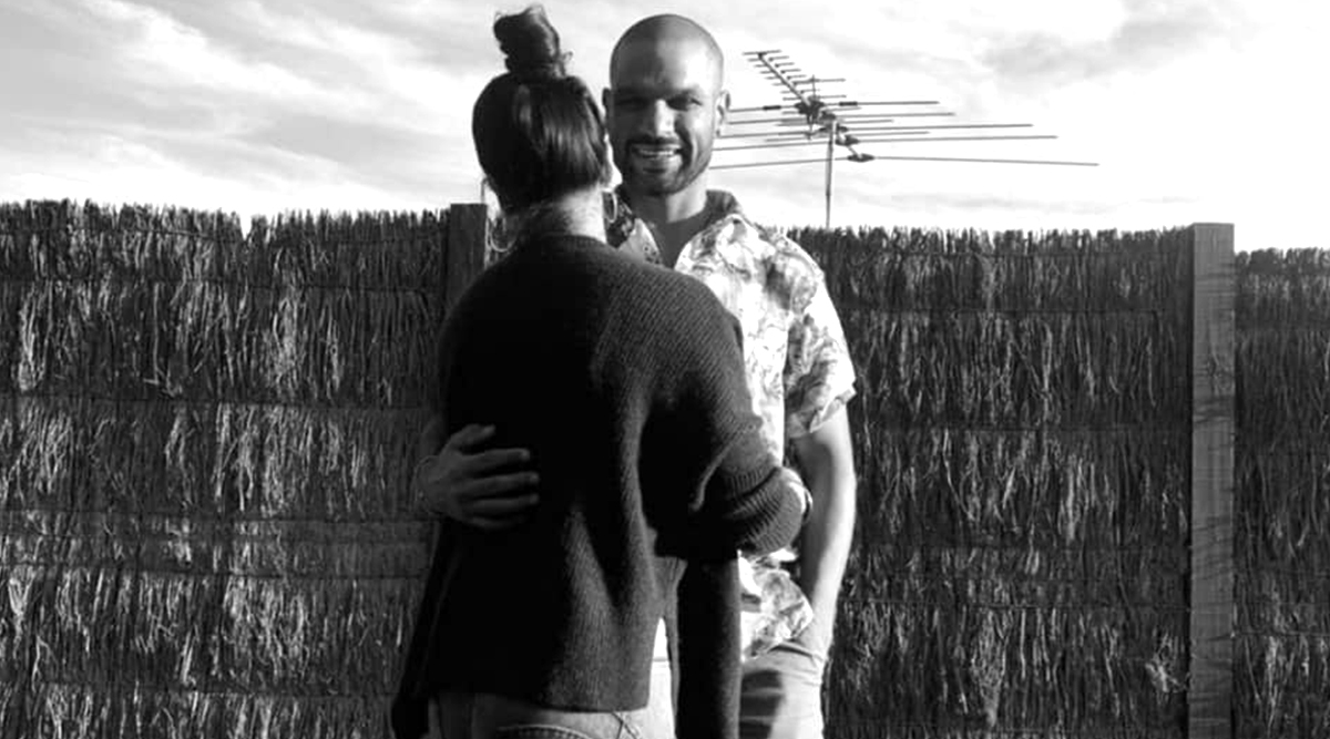 Shikhar Dhawan's Latest Instagram Picture With Wife Ayesha Will Win Your Heart!