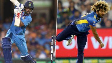 India vs Sri Lanka 1st T20I 2020: Shikhar Dhawan vs Lasith Malinga, Jasprit Bumrah vs Angelo Mathews & Other Exciting Mini Battles to Watch Out for in Guwahati
