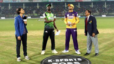 Cumilla Warriors vs Sylhet Thunder Dream11 Team Prediction in Bangladesh Premier League 2019–20: Tips to Pick Best Team for CUW vs SYL Clash in BPL T20 Season 7