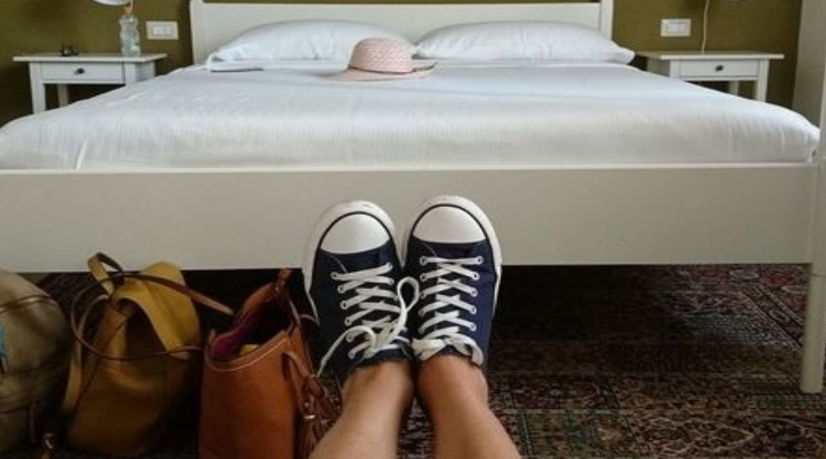 Shoes Carry Nasty Bacteria Inside Your Home, Here's How Wearing Your Footwear Indoors Is Making You Sick!