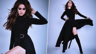 Shraddha Kapoor Gives the All Black Vibe a Bomb Update, Kill Us Already We Say!
