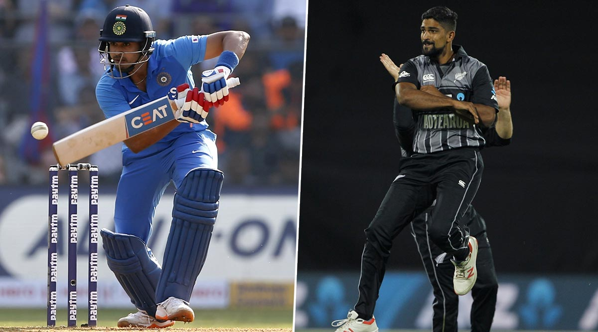 Shreyas Iyer vs Ish Sodhi, Martin Guptill vs Jasprit Bumrah and Other Exciting Mini Battles to Watch Out for During India vs New Zealand 3rd T20I 2020 in Hamilton