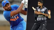 Shreyas Iyer vs Ish Sodhi, Kane Williamson vs Yuzvendra Chahal and Other Exciting Mini Battles to Watch Out for During India vs New Zealand 2nd T20I 2020 in Auckland