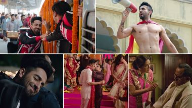 Shubh Mangal Zyaada Saavdhan Trailer: Ayushmann Khurana's Gay Love Story Receives A Positive Response On Social Media (View Tweets)