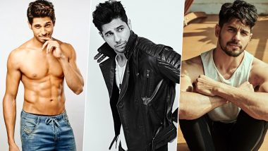 Thirstday Special: 7 Hot Pictures of Birthday Hunk Sidharth Malhotra That Are Sexy, Sultry And Sizzling!