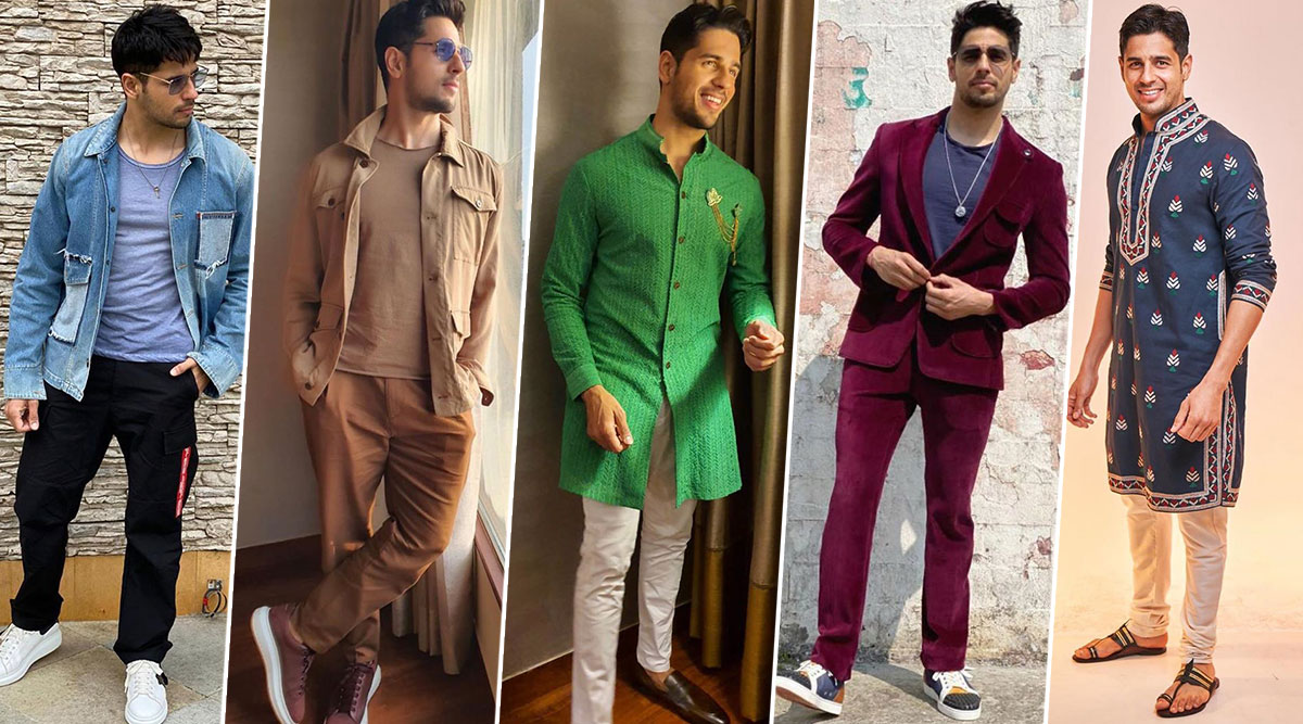 Happy Birthday, Sidharth Malhotra! Your Incredible and Dapper Fashion Makes It Every Penny Worth Our Stare!