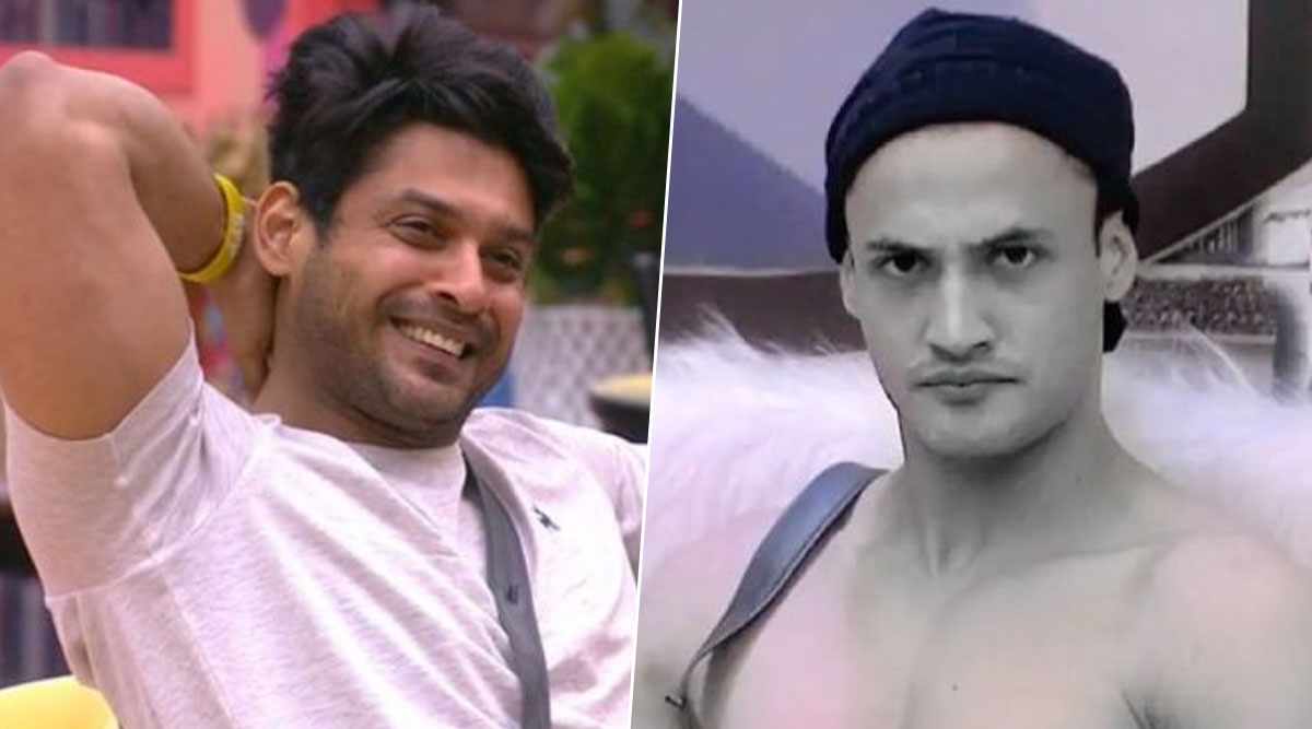 Bigg Boss 13 Asim Riaz Vs Siddharth Shukla Physical Fight: Ugly Battle Of Aggression and Provocation!
