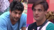 Bigg Boss 13 Preview: Sidharth Shukla and Asim Riaz Push Each Other (Watch Video)