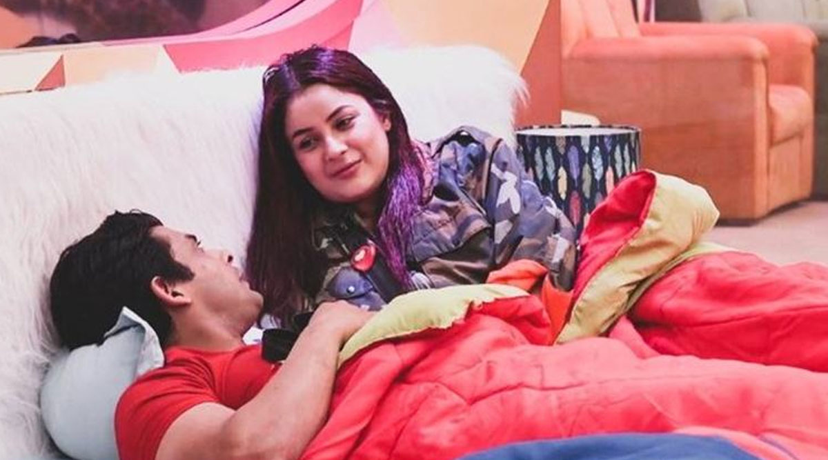 Bigg Boss 13: Sidharth Shukla Tells Shehnaaz Gill That 'He Is a Virgin' and the Latter Claims It's a Lie (Watch Video)