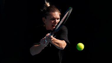 Simona Halep vs Anett Kontaveit, Australian Open 2020 Free Live Streaming Online: How to Watch Live Telecast of Aus Open Women's Singles Quarter-Final Tennis Match?