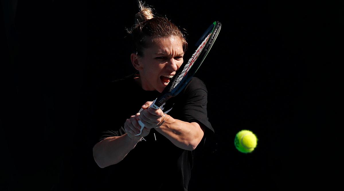 Simona Halep vs Anett Kontaveit, Australian Open 2020 Free Live Streaming Online: How to Watch Live Telecast of Aus Open Women's Singles Quarter-Final Tennis Match?