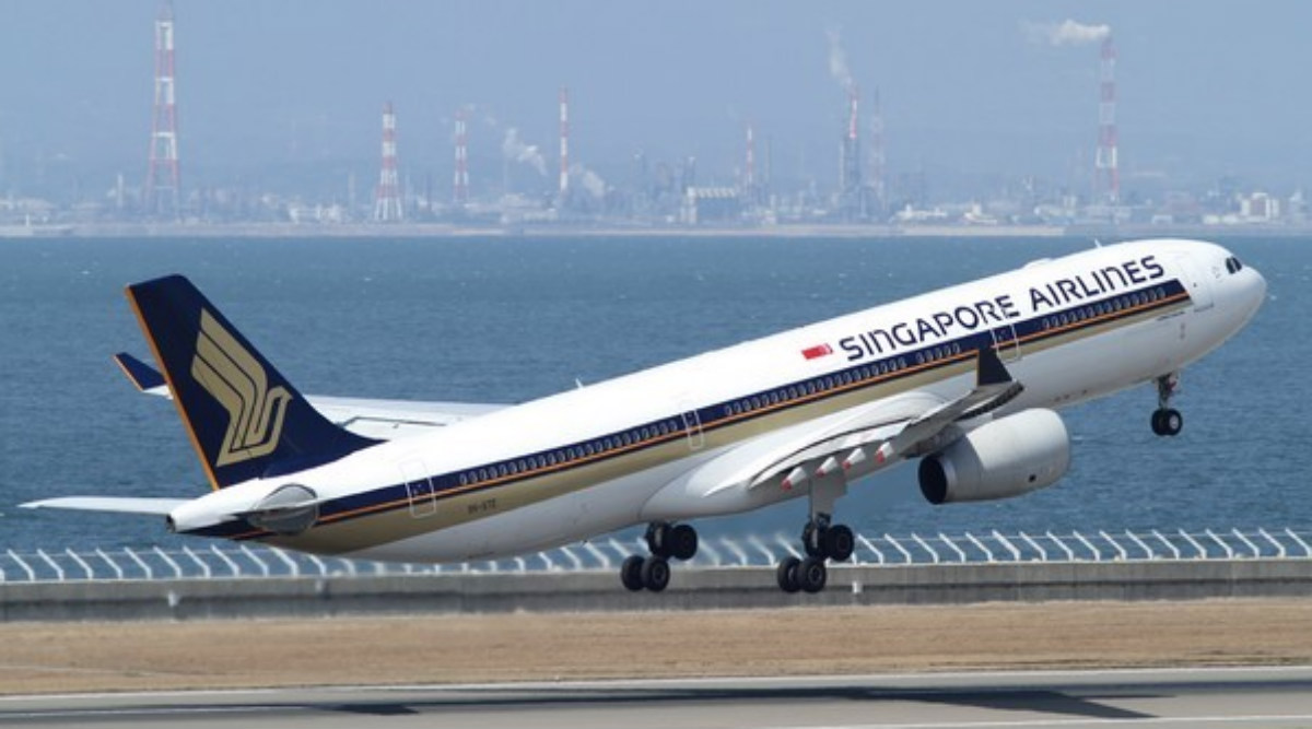 Singapore Airlines Flights to Avoid Iranian Airspace After Attack on US-Led Forces in Iraq