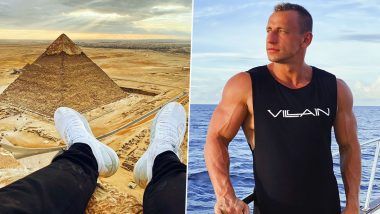 Egypt: Vitaly Zdorovetskiy, Owner of XXX Website 'Vitaly Uncensored' Gets Jailed For Climbing Over Pyramid of Giza