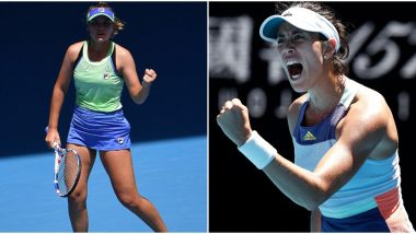 Sofia Kenin vs Garbine Muguruza, Australian Open 2020 Free Live Streaming Online: How to Watch Live Telecast of AUS Open Women's Singles Final Tennis Match?