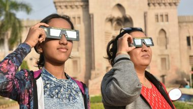 Solar Eclipse Leads to Vision Loss of 15 Youngsters in Jaipur