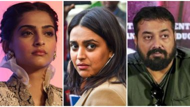 Violence in JNU: Sonam Kapoor, Swara Bhasker, Anurag Kashyap, Kritika Kamra and Others Slam the Actions of 'Masked' Attackers, Question Where Was Delhi Police