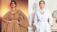 Sonam Kapoor Is Haute, Happening and Couturing up Sartorial Perfection in Elie Saab and Valentino!