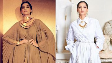 Sonam Kapoor Ahuja Is Haute, Happening and Couturing up Sartorial Perfection in Elie Saab and Valentino!