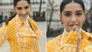 Sonam Kapoor Ahuja in Erdem Is Like Sunshine on a Cloudy Day, All the Way From Paris!