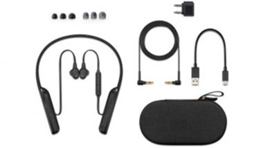Sony WI-1000XM2 Wireless In-Ear Headphones With HD Noise Cancelling Processor QN1 Launched In India For Rs 21,990