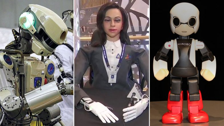 Vyommitra is India's First Humanoid to Go in Space on Gaganyaan, Here Are Other Robots That Have Been Created For Space Missions