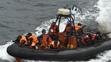 'Pirates' Kill Four Nigerian Navy Personnel, Kidnap 3 Foreigners