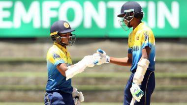 Sri Lanka U19 vs Japan U19 Live Streaming Online of ICC Under-19 Cricket World Cup 2020: How to Watch Free Live Telecast of SL-U19 vs JPN-U19 CWC Match on TV