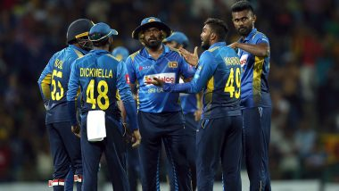 Sri Lanka Cricketers to Resume Training from Monday