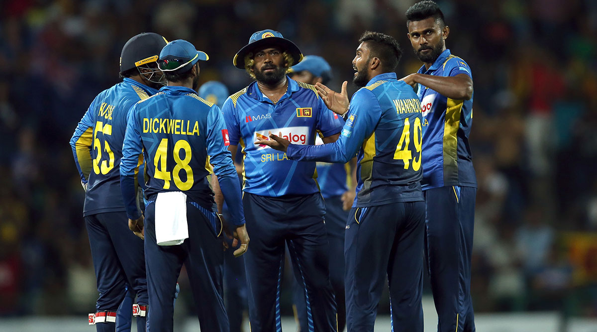 Sri Lanka Cricketers Donate for Medical Equipment to Combat COVID-19
