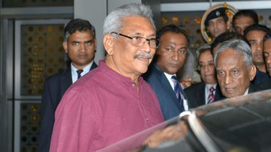 Sri Lanka Becomes First Country in South Asia To Acquire Contingent of Pfizer COVID-19 Vaccines, Announces Gotabaya Rajapaksa