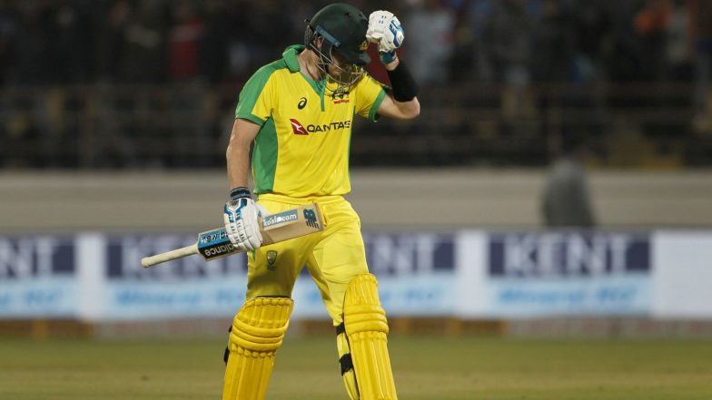 Steve Smith After Losing Wicket at 98 Against India in 2nd ODI, Says 'Would Like to Bat a Bit Longer'