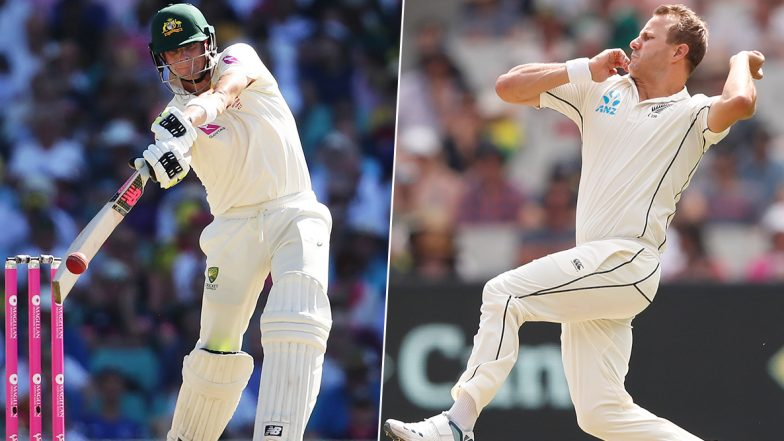 Australia vs New Zealand 3rd Test 2020: Steve Smith vs Neil Wagner & Other Exciting Mini Battles to Watch Out for in Sydney