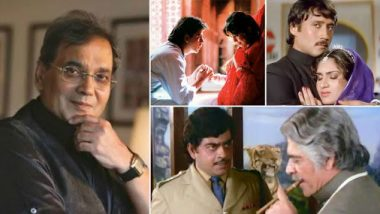 Subhash Ghai Birthday Special: Here're 11 Biggest Blockbusters Of The Showman Of Bollywood