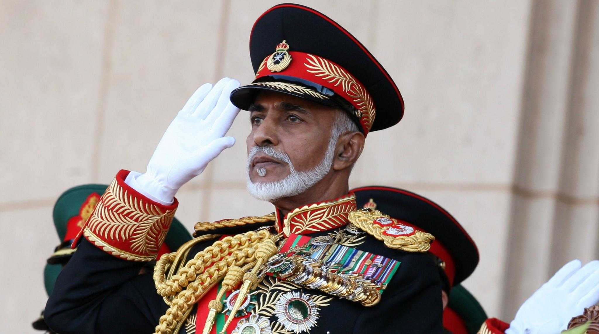 India to Observe One-day Mourning as Mark of Respect to Oman King Sultan Qaboos Bin Said Al Said