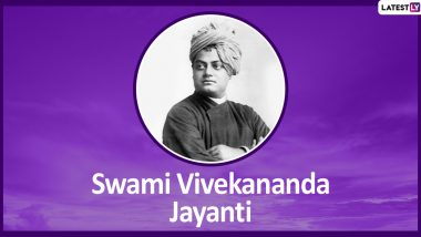 Swami Vivekananda Jayanti 2020 Date: History, Significance and Celebrations of National Youth Day