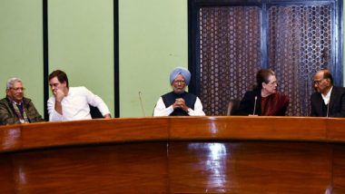 Congress-led 20 Opposition Parties Meet Over CAA, Pass 'Stop NPR' Resolution