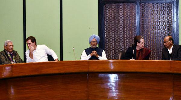 Congress-led 20 Opposition Parties Meet Over CAA, Pass 'Stop NPR' Resolution