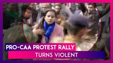 Rajgarh DC Assaulted, Her Hair Pulled During Pro-CAA Rally In Madhya Pradesh