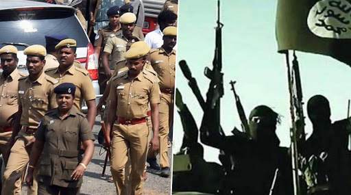 ISIS Recruits Busted in Tamil Nadu, Police Books 4 Persons Under UAPA For Funding Terror Outfit