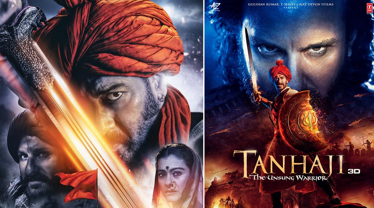 Tanhaji: The Unsung Warrior Movie: Review, Cast, Box Office Collection, Budget, Story, Trailer, Music of Ajay Devgn, Kajol and Saif Ali Khan's Magnum Opus