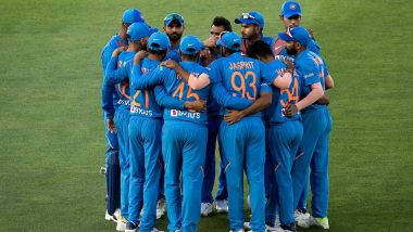 India vs New Zealand 3rd ODI 2020 Stat Highlights: India Suffer First Whitewash in Three-Match ODI Series As Kiwis Register Five-Wicket Win
