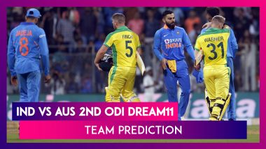India vs Australia Dream11 Team Prediction, 2nd ODI 2020: Tips To Pick Best Playing XI