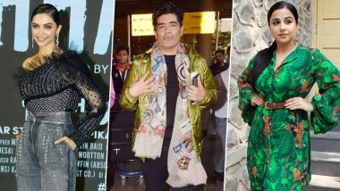 Ananya Panday, Vidya Balan, Manish Malhotra Fail To Impress With Their Fashion Outing This Week